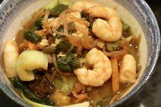 Shrimp Lo Mein w/ Mi