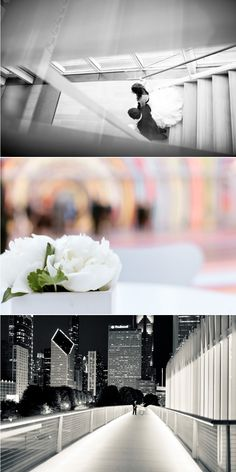 I need a picture just like the bottom one when I get married in Chicago