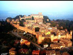 Parlando d'Italia: Gradara, a cidade dos amores proibidos