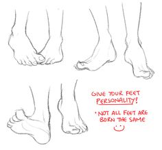 http://anatomicalart.tumblr.com/post/125858809634/rflame135-kurisu004-how-to-draw-feet