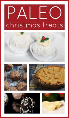 Just because you don't eat gluten, dairy, soy or sugar does NOT mean you don't deserve to treat yourself around the holidays. Come drool over this collection of Paleo Christmas treats that we've worked with Foodie.com to curate. And then bust out your almond flour, dark chocolate and coconut oil and get going in the …
