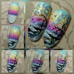 ·•●♥МастерКлассы,Уроки по наращиванию ногтей♥●•·