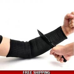 Buy Outdoor Safety Cut Heat Resistant Sleeves Arm for Women men Guard Protection Armband Gloves Workplace Safety Protection Arm Work, Cut Clothes, Safety Gloves, Workplace Safety, Stainless Steel Wire, Work Tools, Arm Sleeves, Appliances, Electronics