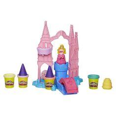 Play-Doh Mix 'n Match Magical Designs Palace Set Featuring Disney Princess Aurora