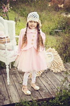 Pretty Ballerina Winter Coat 3T to 6X Now In Stock - Children's Fall Clothing 2012 - Cassie's Closet