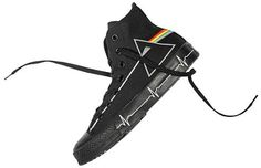 Dark Side of the Moon shoes.