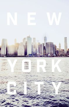 NEW YORK CITY from ArtsDistrictPrintingCo