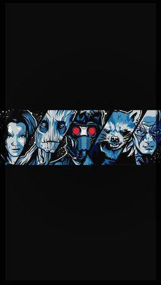Guardiães Super Hero shirts, Gadgets