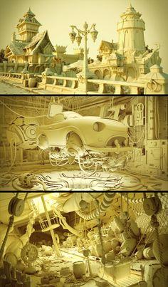 Environments DemoReel by Jose Manuel