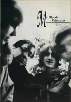 my bloody valentine and shoegaze image