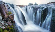 Amhuinnsuidhe Falls, Isle of Harris