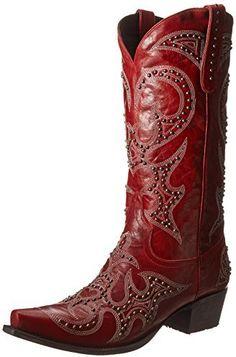 Lane Boots Women's Lovesick Stud Western Boot