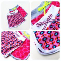 Cold Summer – Hot Pants: patroon (maat 110-116) + tutorial. Vertaling: http://chicetpascheroostende.blogspot.be/2013/05/badstof-broekje.html?m=1