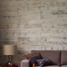 Hout plakken aan je muur Roomed   roomed.nl