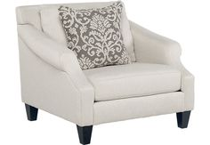 Regent Place Beige Chair  from  Furniture