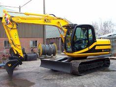 jcb js130w js150w wheeled excavator service repair workshop manual instant download
