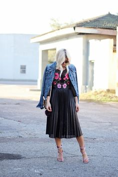 Miss Tara Belle's Store | Lookave - #jacket #skirt #shoes #bodysuit #sunglasses #bag #ootd #onlineshopping #lookave #onlineshopping #streetstyle #style #fashion #outfit @misstarabelle