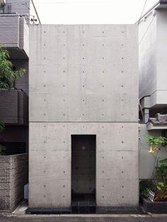 Azuma Row House, Tadao Ando
