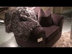 Rene Cazares Furniture Showroom at the Fall 2011 High Point Market, Part 1. By Chris Sparks, Founder & Editor, InteriorDesignVIP.com.