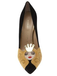 Charlotte Olympia Sleeping Beauty Pumps