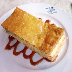 Mille Feuille  (巴黎和平咖啡館Café de la Paix )
