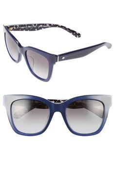 d4bf1e29091e KATE SPADE NEW YORK emmylou 51mm sunglasses.  katespadenewyork   New York  Style