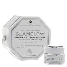 glamglow! the best best best mask i have ever tried! it dries and dark spots appear that shows oil and bacteria being pulled out of your skin. worth every penny!