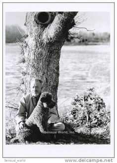 All those novels couldn't have been written without that faithful friend! It is John Steinbeck!