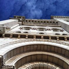#Rocher Un cielo da F1 Monte Carlo #montecarlo #formulauno #costazzurra #cattedrali by sciddabidda from #Montecarlo #Monaco