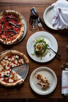 Bufalina  This cozy, candlelit spot serves some of the best pizza in town from its inviting East Austin location. The menu of wood-fire pies may sound simple (marinara, margherita, calabrese), but each comes with a delicious, flavor combination. —Lauren