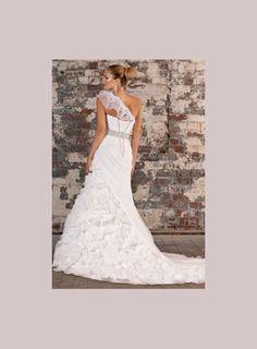 Wedding Dresses, Interesting Necklines Brides Corner