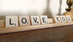 Scrabble Messages