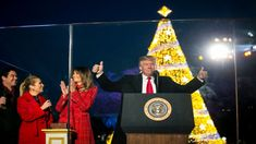 "President Trump wished Americans a happy new year from his Mar-a-Lago luxury resort in south Florida on Sunday, saying that his New Year's wishes extended to not just his supporters but also his ""enemies"" and the ""fake news"" media."