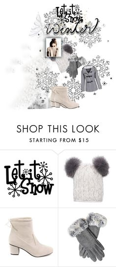 """Let is Snow, let is SNOW!"" by forealstyle ❤ liked on Polyvore featuring Eugenia Kim"
