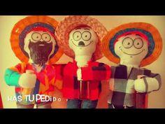 Mini Muñeco Año Viejo - $ 28.000 en Mercado Libre Ronald Mcdonald, Youtube, Kit, Fictional Characters, Ideas, End Of Year, Free Market, Amigurumi Patterns, December