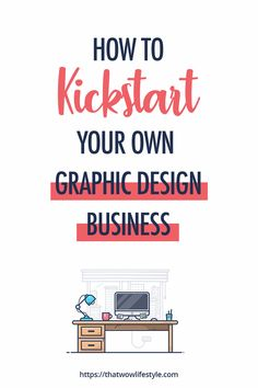 Start your graphic business the proper way and make money as a graphic designer fast. This article covers the 8 essential steps to starting your own business as a freelance graphic designer. - How To Kickstart Your Graphic Design Career In No Time Graphic Design Tools, Freelance Graphic Design, Graphic Design Typography, Graphic Design Illustration, Tool Design, Freelance Designer, Design Process, Design Design, Label Design