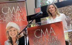 "Jennifer Nettles Photo - 2012 ""CMA Country Christmas"" Press Announcement"