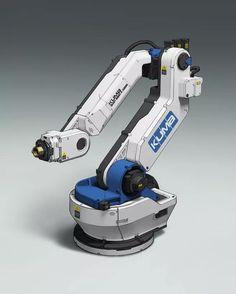 A mecha from the real world Mechanical Arm, Mechanical Design, Robot Concept Art, Environment Concept Art, Futuristic Technology, Technology Gadgets, Robot Design, Game Design, Jason Song
