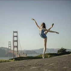 Happy national dance day!  Photo by @ballerinaproject_