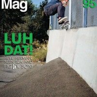 Figgy The Skateboard Mag Cover
