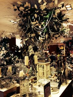 Inspirations for Christmas 2013 @Harrods.