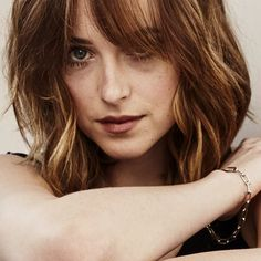 New outtake from the Marie Claire UK 2016 photoshoot [via FiftyShadesEN]