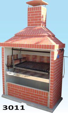 Parrilla Premoldeada Con o sin Division de fuego Outdoor Cooking Area, Outdoor Kitchen Patio, Bbq Kitchen, Outdoor Oven, Wood Grill, Diy Grill, Barbecue Grill, Barbeque Design, Grill Design