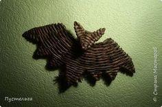 Мастер-класс Поделка изделие Плетение Летучая мышь Трубочки бумажные фото 1