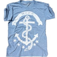 tee with the Rhode Island Regiment Flag from the American Revolution