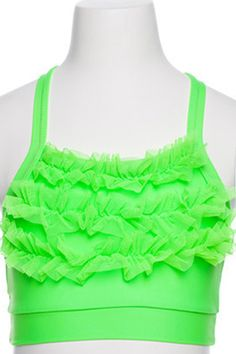 5ca840f68342a Crop Flirt Top-Solids -- Lexi-Luu Designs Inc. Online Store Dance