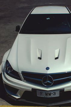 """Mercedes-Benz C63 AMG Black Series """