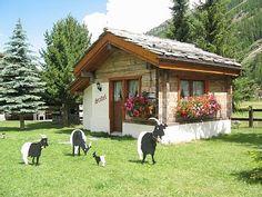 a little german home... like the idea