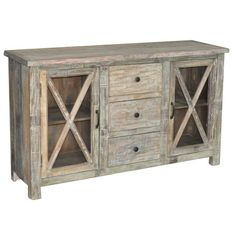 Found it at Wayfair - Bolton Distressed Sideboard in in Alpine Grey