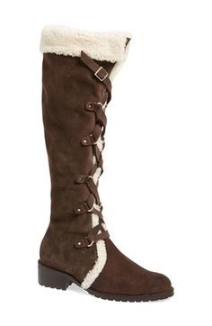 Delman 'Strut' Waterproof Tall Boot (Women) available at #Nordstrom